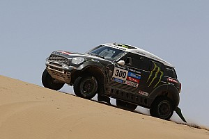 Dakar Stage report Peterhansel wins penultimate stage and takes the lead in the overall classification