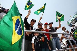 Formula 1 Breaking news 'F1 not always best option for Brazilians'