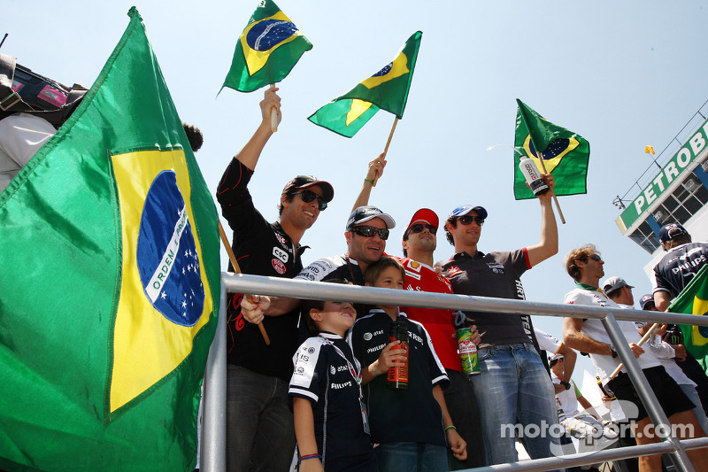 'F1 not always best option for Brazilians'