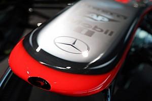 Formula 1 Breaking news 2014 McLaren passes all crash tests