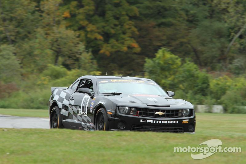 New Chevrolet Camaro Z28r Shows Promise In Opening Race At Daytona
