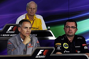 Formula 1 Rumor Lotus in 'contact' with Whitmarsh - source