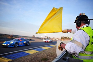 Le Mans Preview Extrication: three days' international training at Le Mans for driver safety