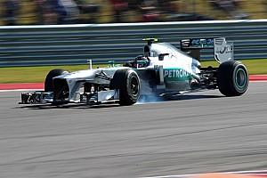 Formula 1 Breaking news 2014 tyres 'a little better' - Hamilton