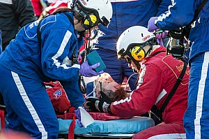 IMSA Breaking news Memo Gidley begins next chapter in recovery effort following accident in Daytona 24