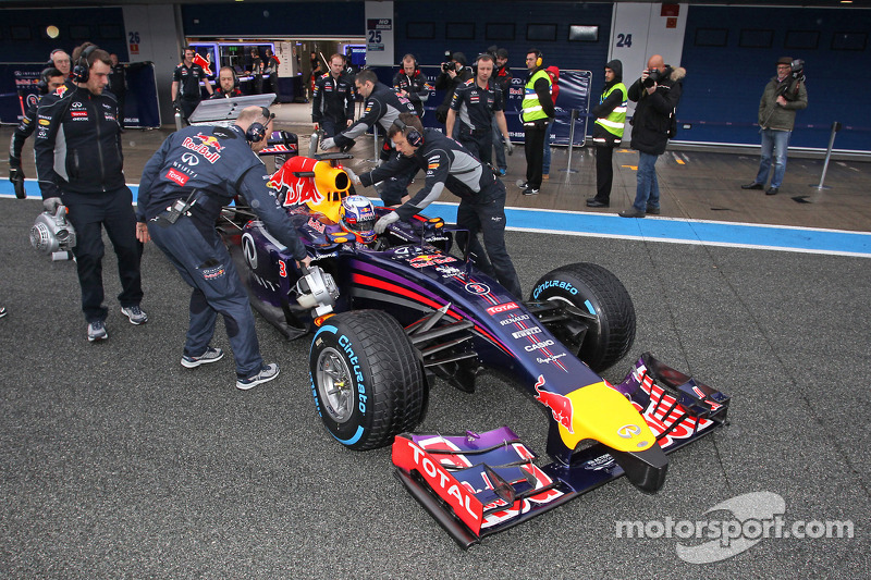 Wolff tips Red Bull to bounce back