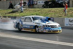 NHRA Qualifying report Johnson Runs to Provisional Pole at Pomona