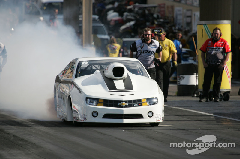 Gray starting from the top half at Pomona