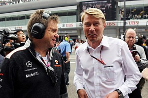 Formula 1 Breaking news Hakkinen tips Raikkonen to beat Alonso