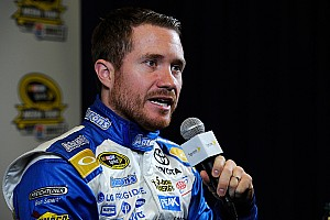 NASCAR Cup Preview Brian Vickers is a little more reflective on this year's season-opener at Daytona