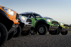 Cross-Country Rally Preview Early and cold season kick-off for X-raid