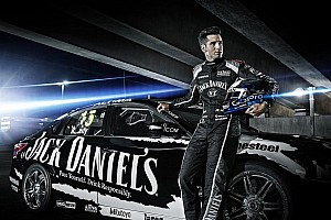 Supercars Breaking news Nissan V8 Supercars show pace ahead of 2014 season opener - video