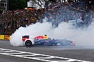 FIA legalises 'donuts' for F1 winners