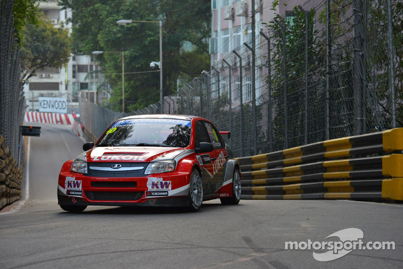 Lada drivers comment on new circuits