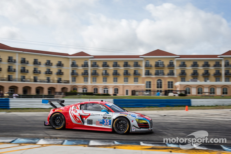 Filipe Albuquerque in the 12 hours of Sebring aiming for a podium finish