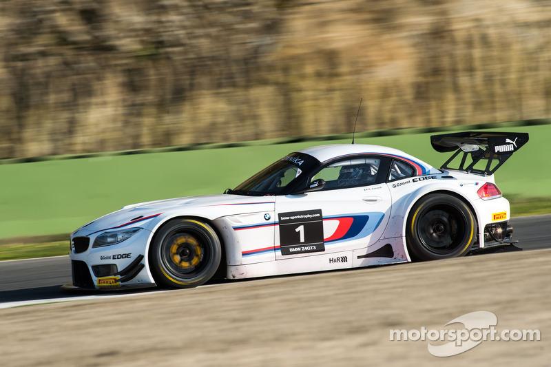 Successful test for Alex Zanardi with the BMW Z4 GT3