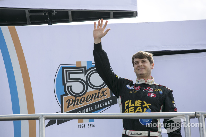Cassill looking for big score in Vegas