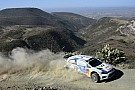 Sébastien Ogier leads the pack on day one of Rally Mexico