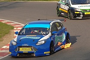 BTCC Testing report Season heating up after Brands Hatch test