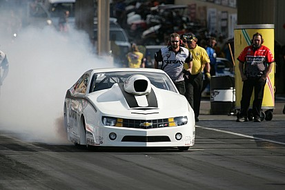 Gray to debut a brand new Chevy at the Gatornationals