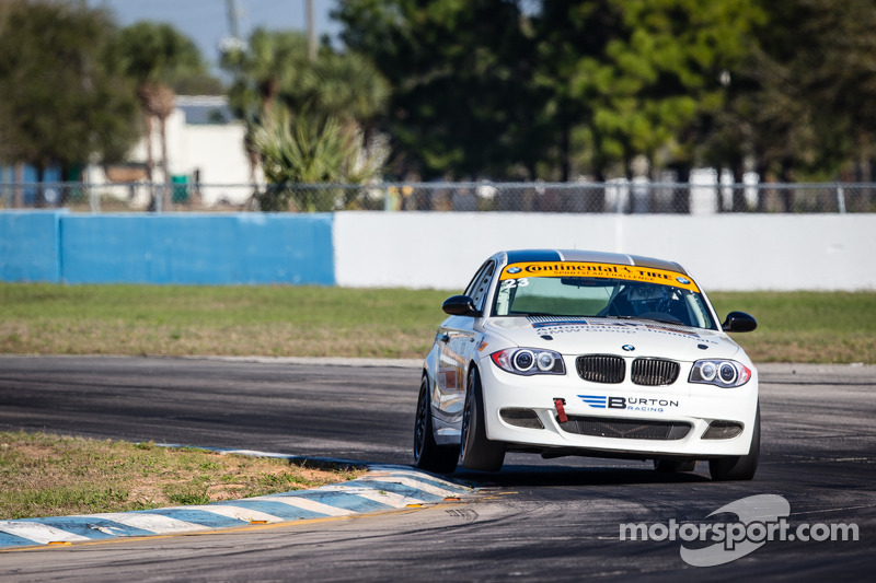 Burton Racing earns another double CTSCC top-10 result in Sebring