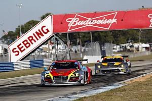 IMSA Race report Flying Lizard Motorsports is best Audi team at Sebring