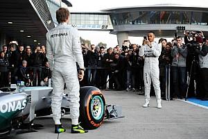 Formula 1 Hamilton still on track to beat teammate - Lauda