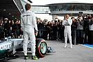 Hamilton still on track to beat teammate - Lauda