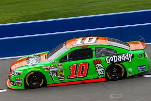 NASCAR Cup Race report Danica Patrick finds top-15 finish at Fontana