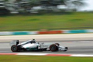 Formula 1 Practice report Another great practice for Mercedes drivers at Malaysia