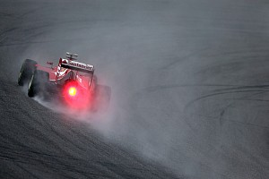 Formula 1 Qualifying report Second and third rows for Ferrari after Malaysian qualifying