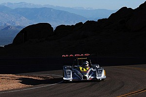 Hillclimb Breaking news Romain Dumas aims for outright victory in return to Pikes Peak