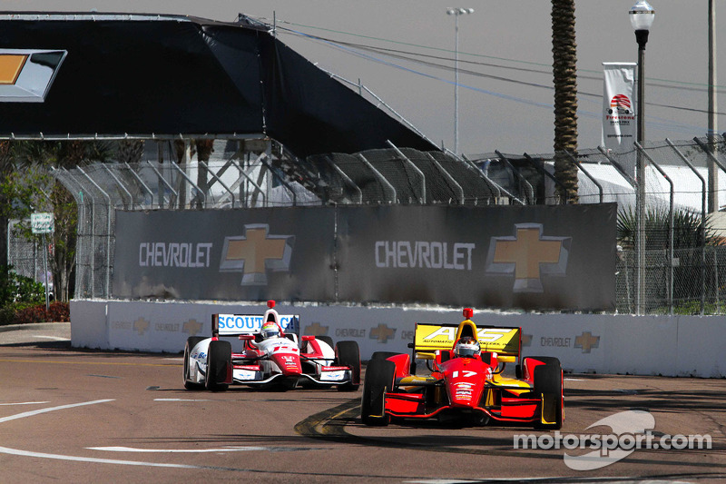 Sebastian Saavedra finishes 11th at St. Pete