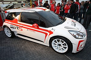 WRC Breaking news Citroën DS3 R5: A new addition to the family!
