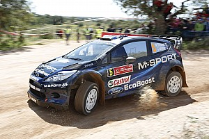 WRC Stage report M-Sport: Rally De Portugal, midday quotes, Day 2
