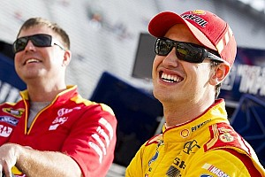 NASCAR Cup Commentary What final four? - Joey Logano