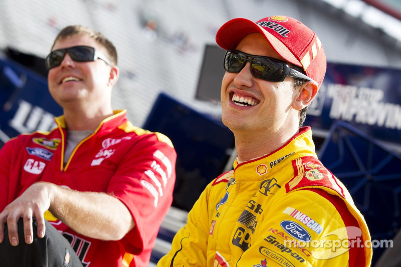 What final four? - Joey Logano