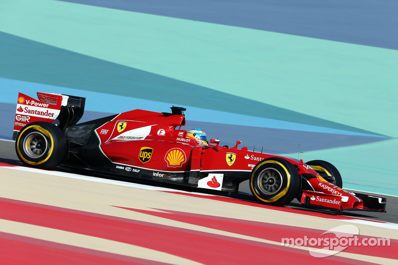 Ferrari 'not doing a good job' in 2014 - Alonso