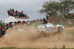 WRC Race report Ogier and Ingrassia claim third victory of the 2014 season