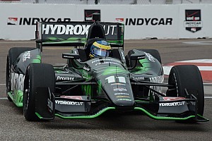 IndyCar Preview Bourdais sporting new colours in Long Beach