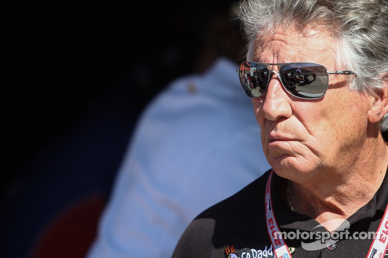 Mario Andretti honored by RRDC in Long Beach