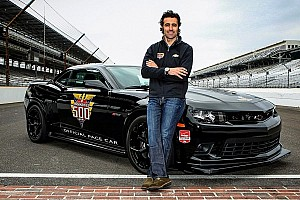 General Special feature The RRDC has a new ambassador in Dario Franchitti