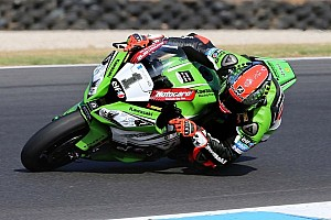 World Superbike Qualifying report Tom Sykes takes first Tissot-Superpole of the season