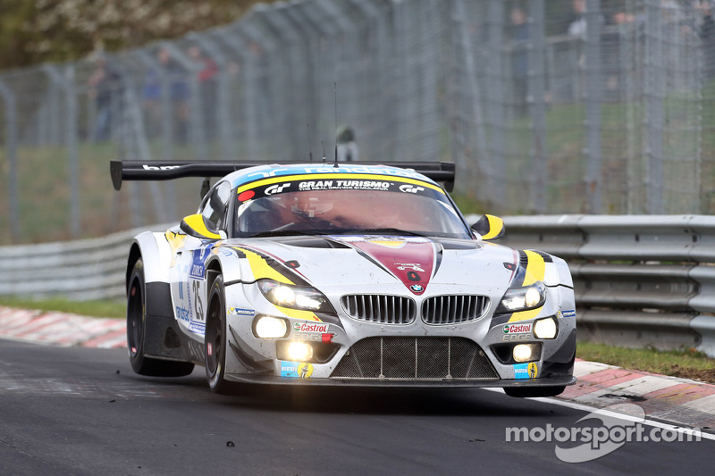 Double top ten for Marc VDS at VLN2