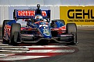 Graham Rahal: Servia and Rahal qualified 12th and 23rd respectively in Long Beach