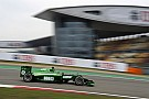 Tough practice for Caterham F1 team at Shanghai