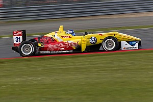 F3 Europe Race report Tom Blomqvist wins home race at Silverstone