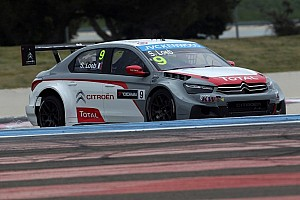 WTCC Qualifying report Sébastien Loeb leads Citroën 1-2-3 in qualifying