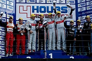 European Le Mans Race report Fantastic ending to the 4 Hours of Silverstone