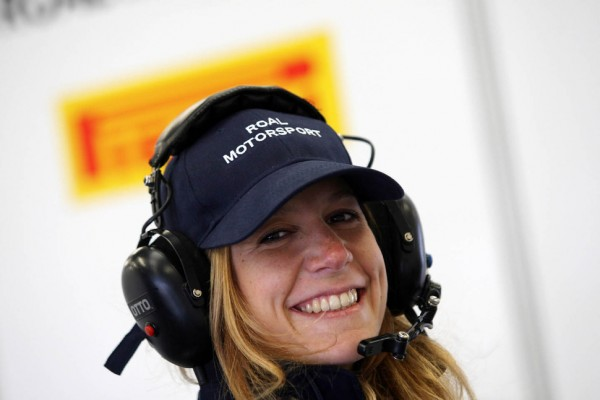 Auto GP Michela Cerruti takes top-5 finish in Le Castellet Auto GP Race